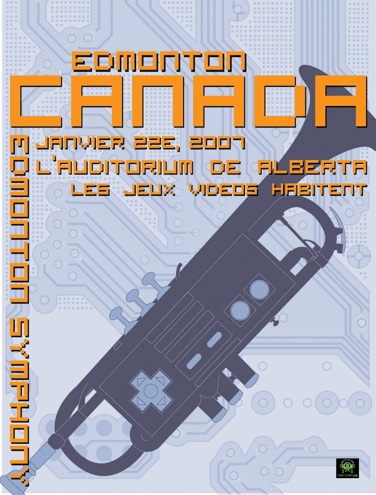 VGL Canada Poster